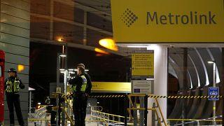 الشرطة البريطانية تحقق في حادث الطعن بمانشستر على أنه حادث إرهابي