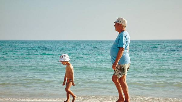 Brits should take their grandparents on family holidays, minister says