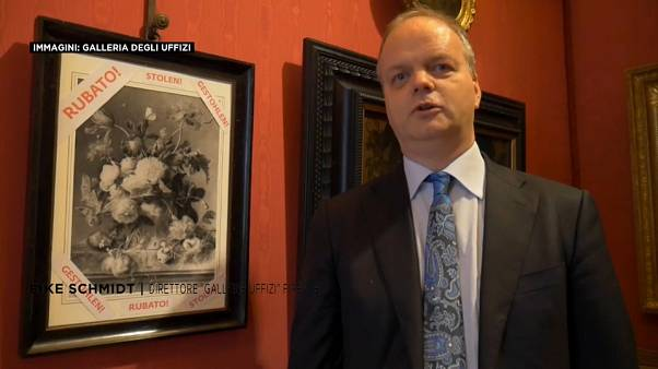 Il dipinto di van Huysum deve tornare agli Uffizi