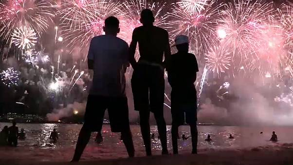 América celebra el 2019
