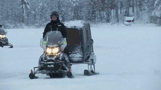 Электро-сафари в Лапландии