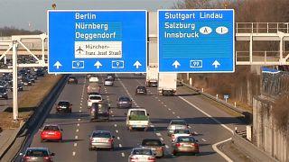 Pkw-Maut auf deutschen Straßen ab 2020