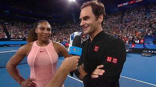 Williams - Federer: Das besondere Match