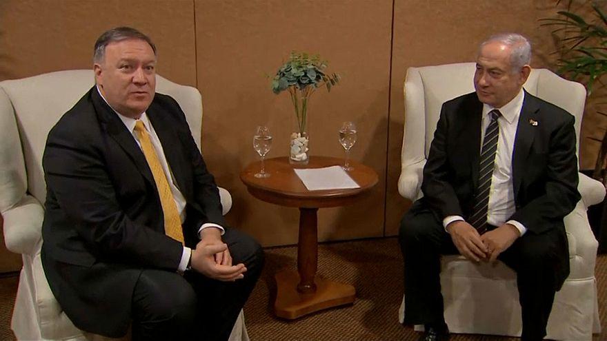 Pompeo'dan Netanyahu'ya Suriye güvencesi: İş birliğimiz değişmeyecek