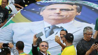 Direto: Tomada de posse de Jair Bolsonaro como Presidente do Brasil