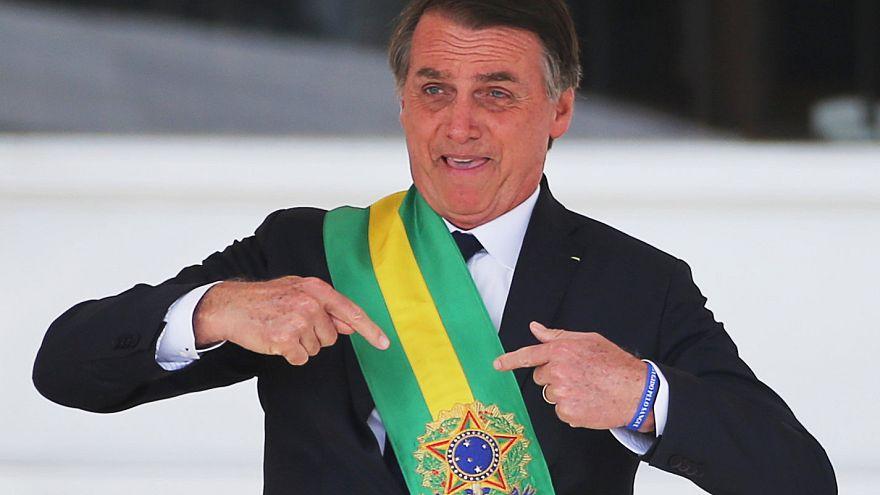 Brasil: Novo ano, novo presidente