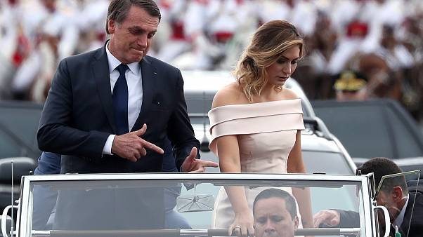 مراسم تنصيب الرئيس جايير بولسونارو