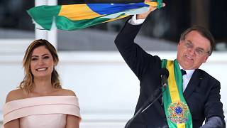 Bolsonaro takes power in Brazil and proclaims 'liberation from socialism and political correctness'