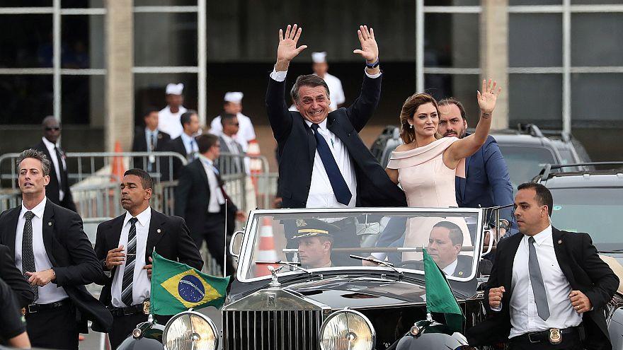 El ultraderechista Jair Bolsonaro es nombrado presidente de Brasil