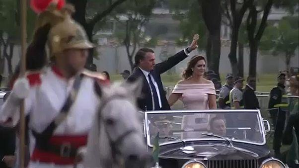 Felesküdött Brazília új elnöke