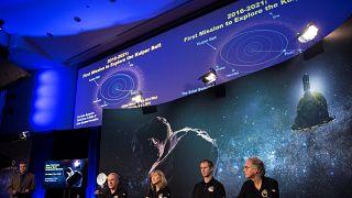 """""""نيو هورايزونز"""" تنجح في الوصول إلى أبعد نقطة في المجموعة الشمسية"""