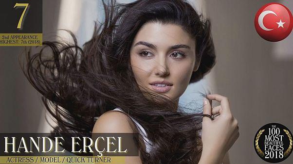 Video | 2018'de dünyanın 'En Güzel Yüzleri' ve 'En Yakışıklıları': Listelerde Türkler de var