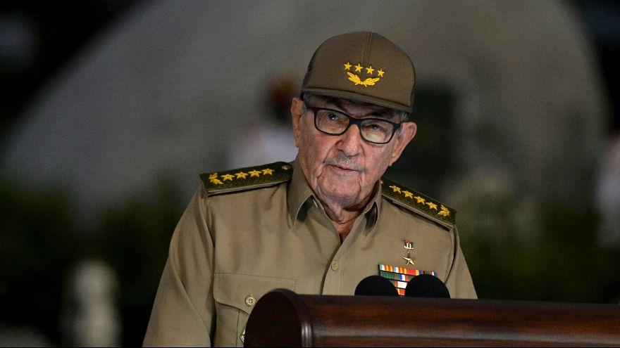 رائول کاسترو، رهبر حزب کمونیست کوبا