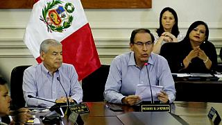 El presidente de Perú quiere declarar a la Fiscalía en estado de emergencia