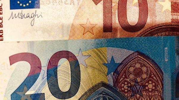 Euro para birimi Foto: Bahtiyar Küçük, Euronews