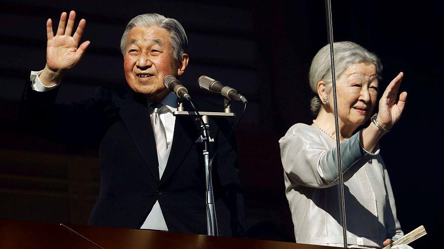 آخرین تبریک سال نوی امپراتور ژاپن