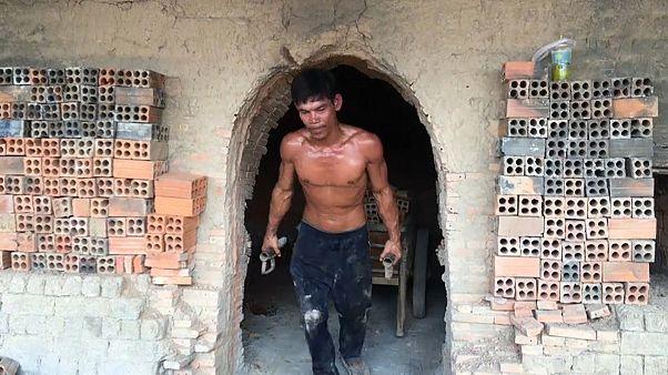 Cambodge : des cas d'esclavagisme dans des usines de briques