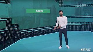 Netflix, Suudi Veliaht Prens Selman'ın eleştirildiği programı yayından kaldırdı