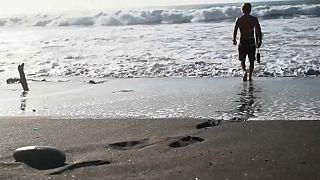 Le surf pour changer l'image du Salvador