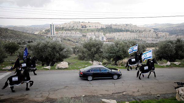 Egyre több izraeli telep épül Ciszjordániában