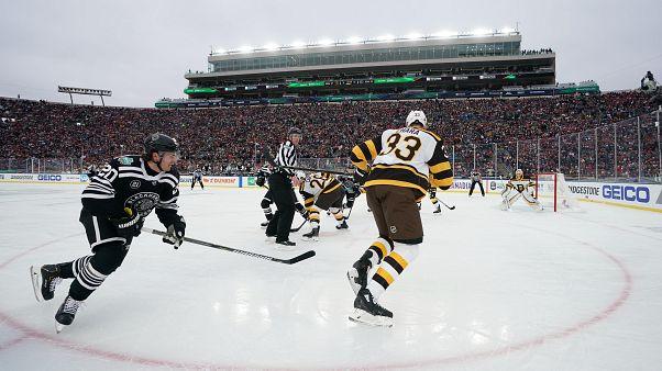NHL : Boston gagne le Winter Classic