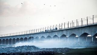 Δανία: Τουλάχιστον έξι νεκροί σε σιδηροδρομικό δυστύχημα