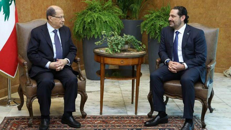 """بعد 8 أشهر على الانتخابات.. الحريري وعون """"مصممان"""" على تشكيل حكومة"""