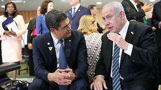 مذاکره هندوراس با اسرائیل و آمریکا برای انتقال سفارت به بیتالمقدس