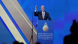 اینفانتینو: شاید جام جهانی ۲۰۲۲ قطر را با ۴۸ تیم برگزار کردیم