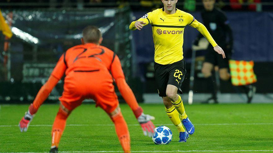 Chelsea contrata Pulisic por 64 milhões de euros