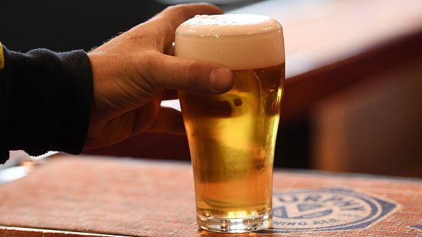 Fejenként 76 liter sört gyártottak Európában tavaly