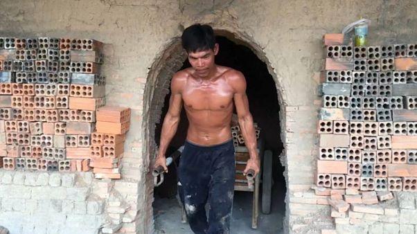 Moderne Sklaverei: Schuldknechte in Kambodscha