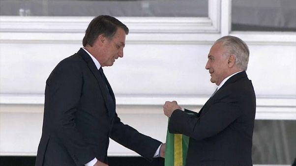 Ellentmondásos politikus került Brazília élére