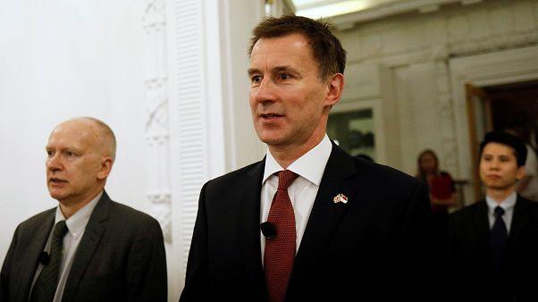 هنت: ماي ستجد سبيلا لإقناع البرلمان البريطاني باتفاق البريكست