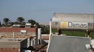 Napenergiával spórol egy egyiptomi falu a számlákon