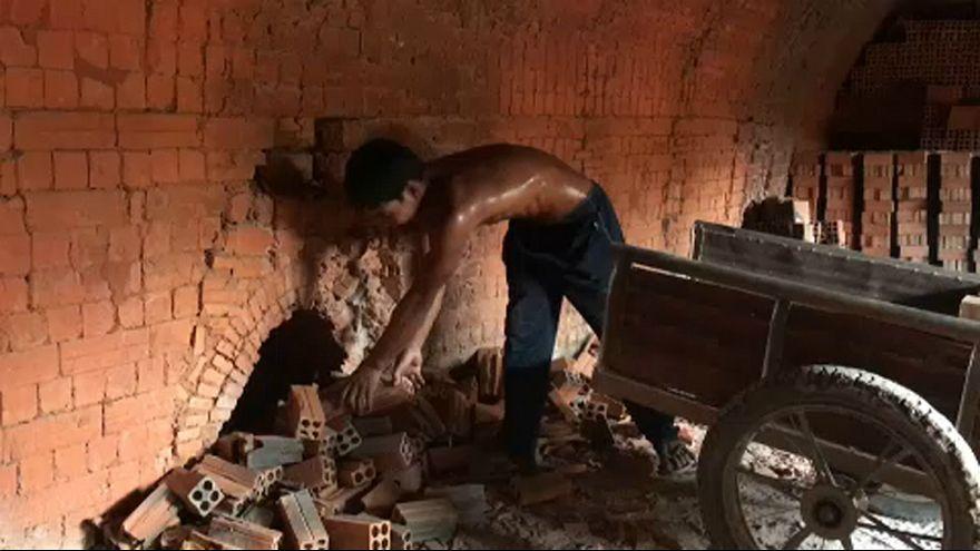 Modern rabszolgaság Kambodzsában