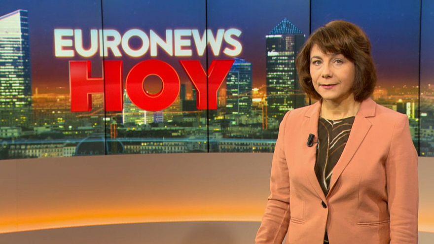 Euronews Hoy 2 de enero de 2019