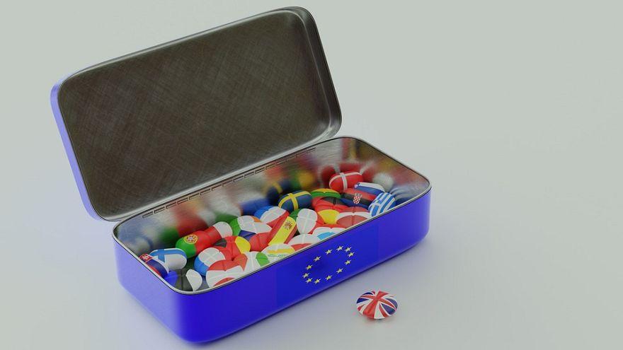 """Umfrage: Britische Industrie hortet """"Brexit""""-Vorräte"""