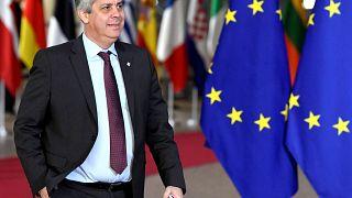 Centeno eleito Ministro das Finanças do ano na Europa