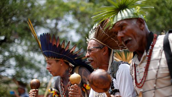 Brazil's Bolsonaro strips agency of power to mark out indigenous lands, unsettling native groups
