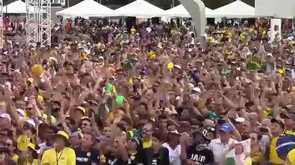 Primeras medidas de Jair Bolsonaro al frente de la presidencia de Brasil