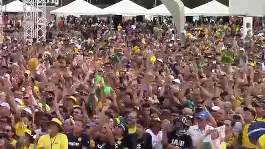Brésil : les premières mesures de Bolsonaro