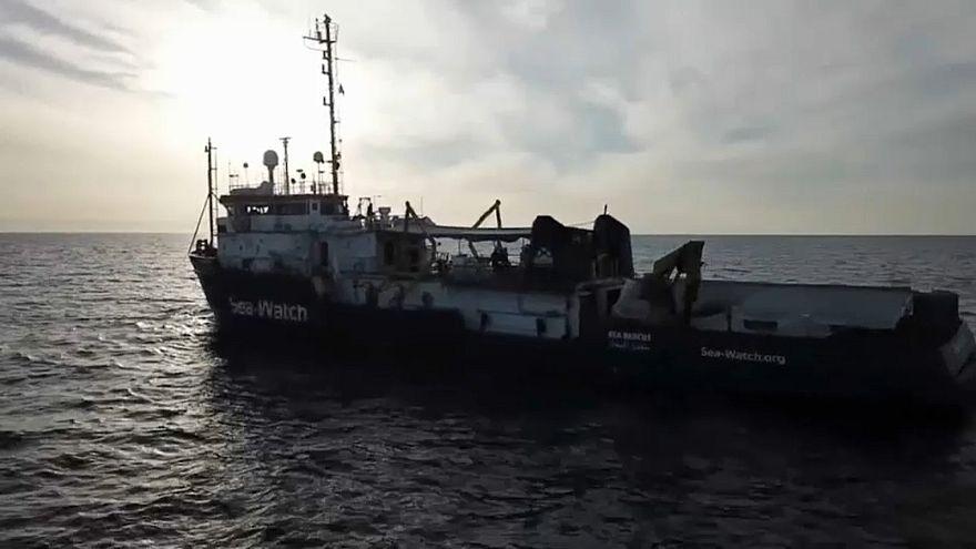 Мальта не пускает мигрантов на берег