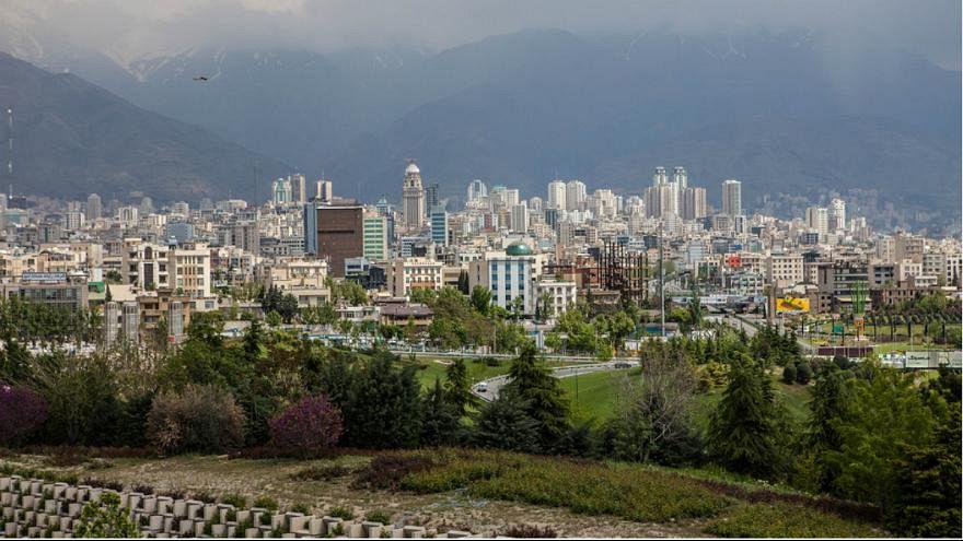 رائحة كريهة تنتشر في العاصمة طهران والسبب مجهول