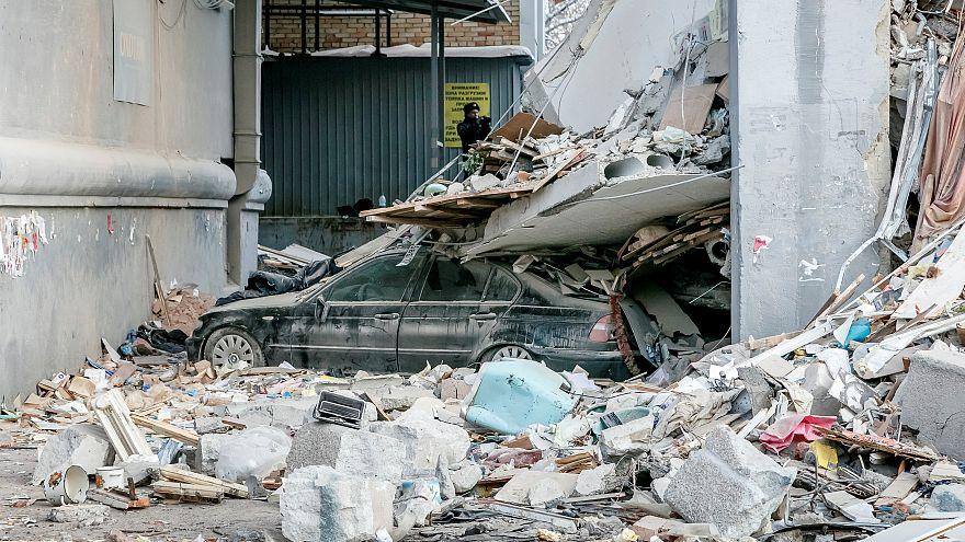 ارتفاع عدد ضحايا المبنى السكني المنهار في روسيا إلى 37 قتيلاً