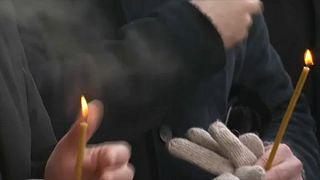 Ρωσία: Θρήνος και οδύνη για τα θύματα της πολυκατοικίας που κατέρρευσε