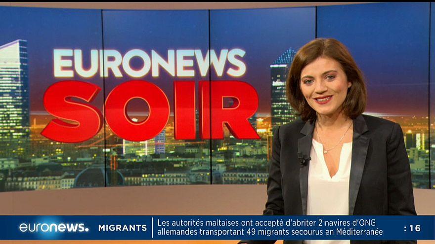 Euronews Soir : l'actualité du 2 janvier