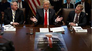 تعطیلی دولت آمریکا؛ دیدار «بی نتیجه» رهبران کنگره و ترامپ