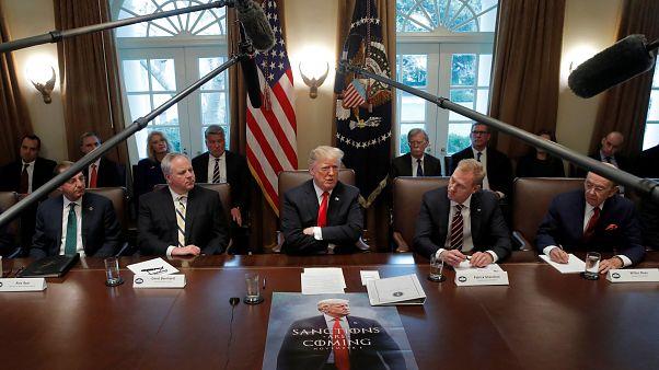 Trump, inflexible sobre el muro: la Administración seguirá cerrada
