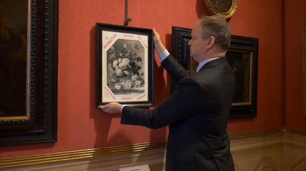 متحف إيطالي يحث ألمانيا على إعادة لوحة سرقت إبان الحكم النازي